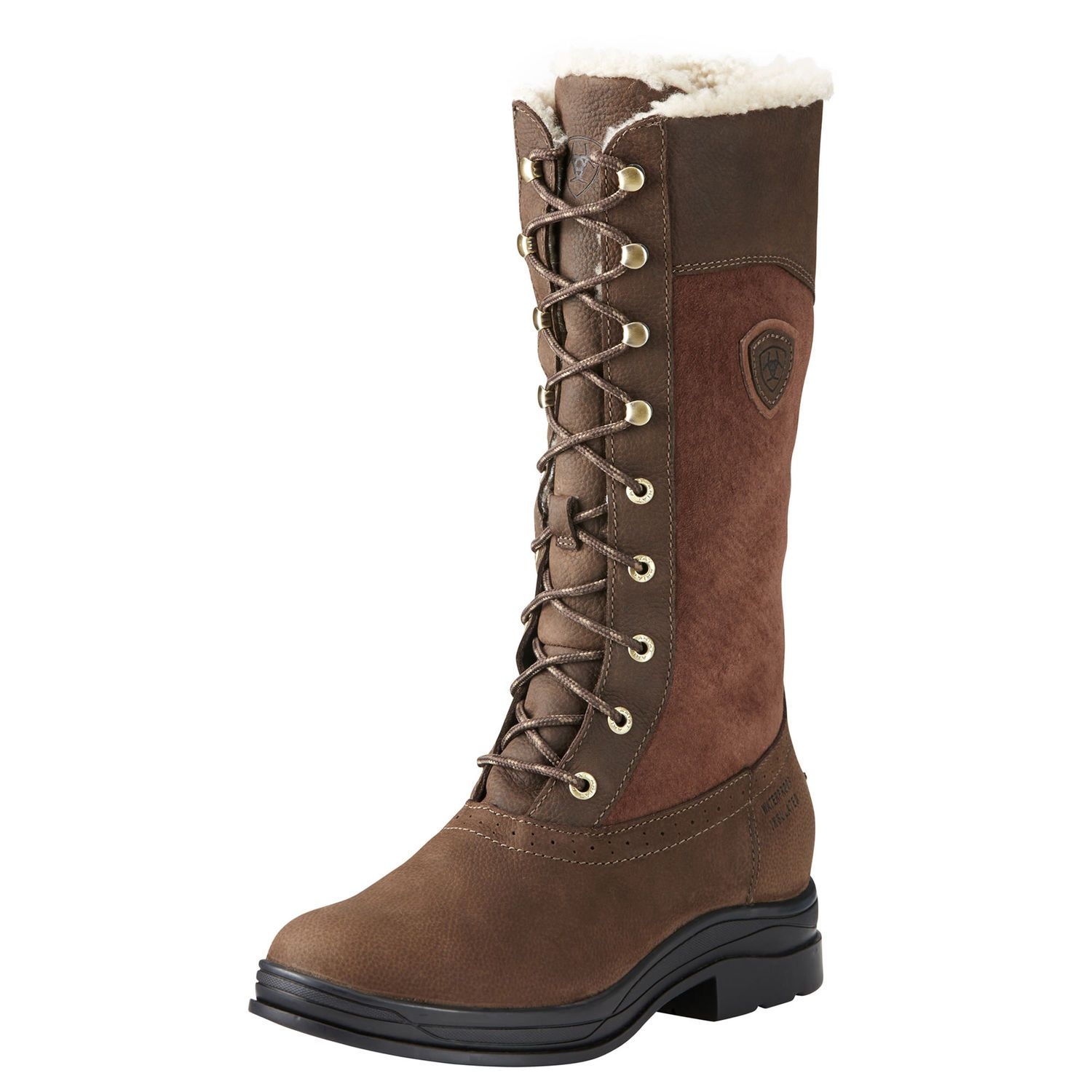 Wythburn Waterproof Insulated Boot Insulated Boots Ariat Boots Womens Boots