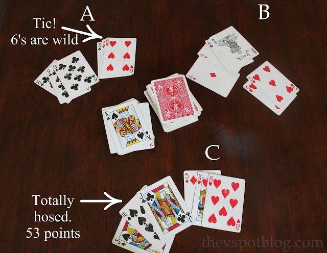 Pin On Card Game