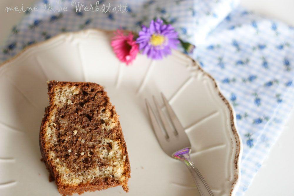 (fast) klassischer Marmorkuchen