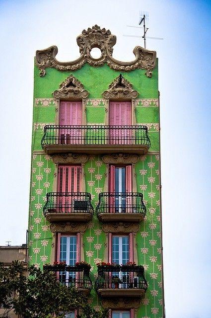 Barcelona barcelona love pinterest barcelone for La maison du monde barcelona