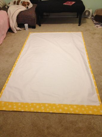 Photo of How to Make No Sew Black Out Curtains