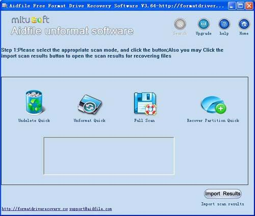Free Format Drive Recovery Software For Recovering Photos