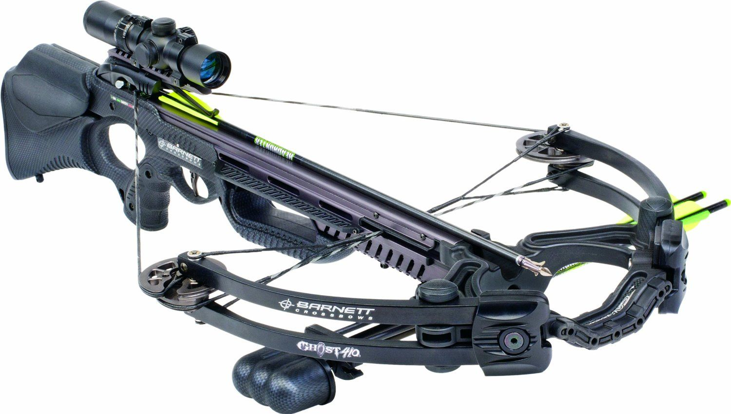 Amazon.com: Barnett Ghost 410 CRT Crossbow Package: Sports & Outdoors