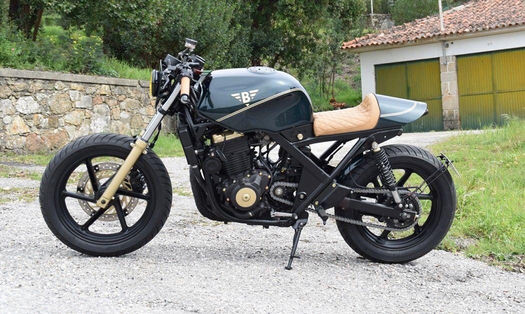 Honda Cb500 Cafe Racer By Bold Motorcycles Cb500 Cafe Racer Cafe Racer Ducati Cafe Racer