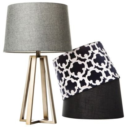 Lamps From Target Shades