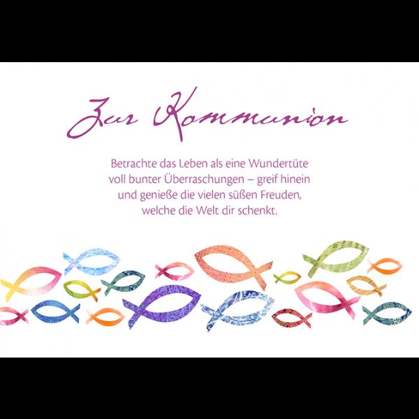 Zur kommunion spr che kommunion erstkommunion und geschenkidee kommunion - Geschenke zur jugendweihe von den eltern ...