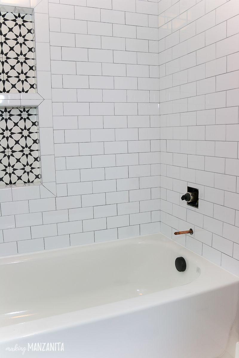 Shower Tile Installation Tips Tricks Shower Tile Diy Tile Shower Shower Niche