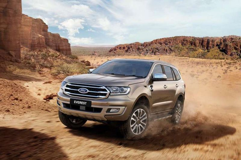 2019 Ford Everest Review Trims Ford Endeavour Ford Suv 2019 Ford
