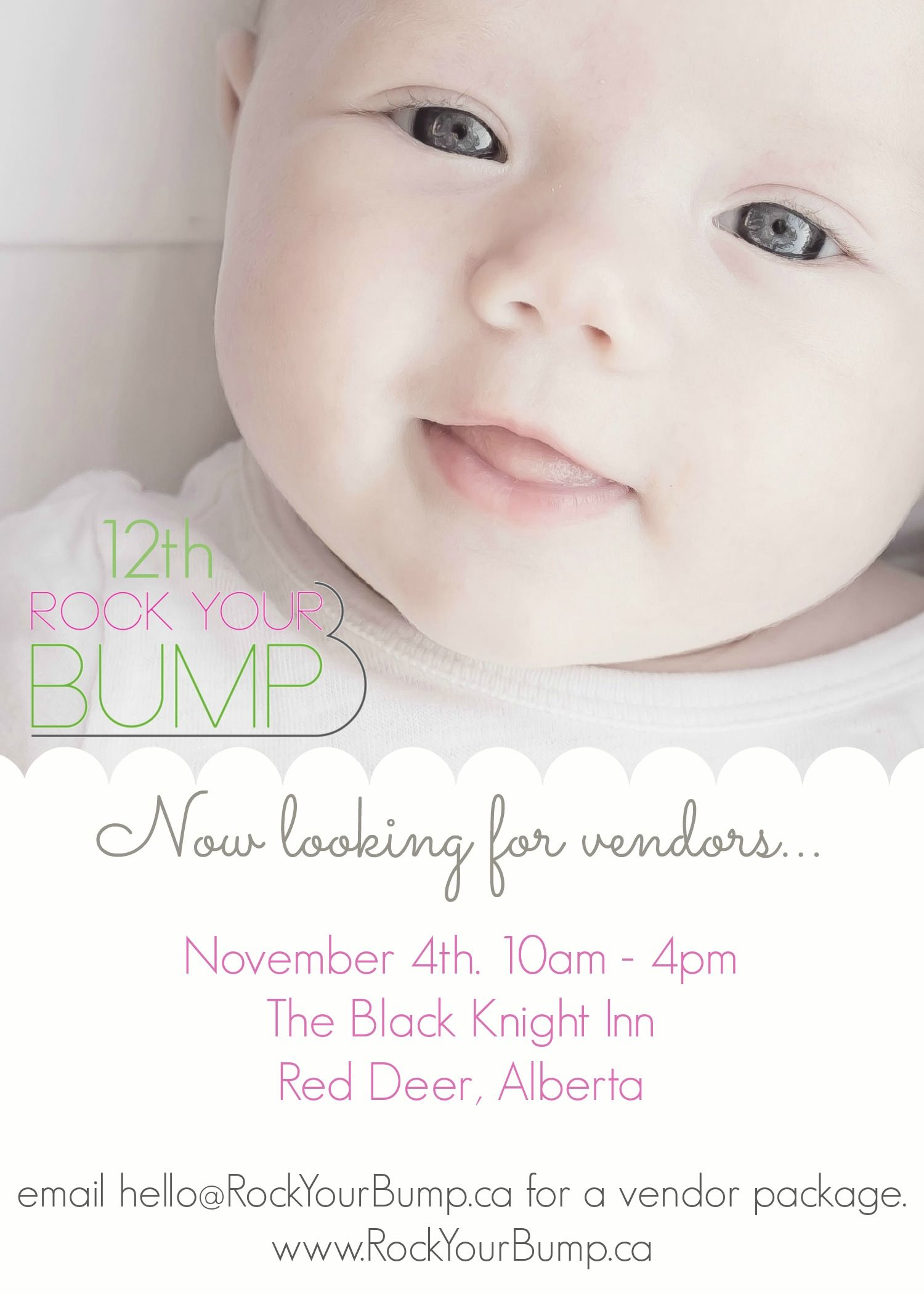 Vendor call for trade show aimed at moms and little ones