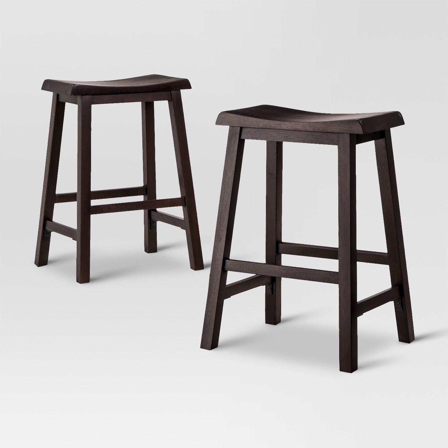 The Trenton Counter Stool From Threshold Is Simple Yet Stunning