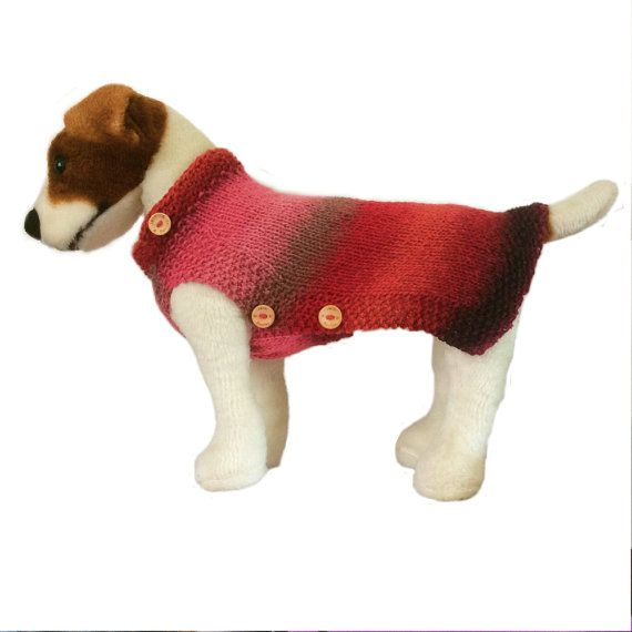 Pink Dog Sweater, silk mix dog coat pet sweater pet supplies hand ...
