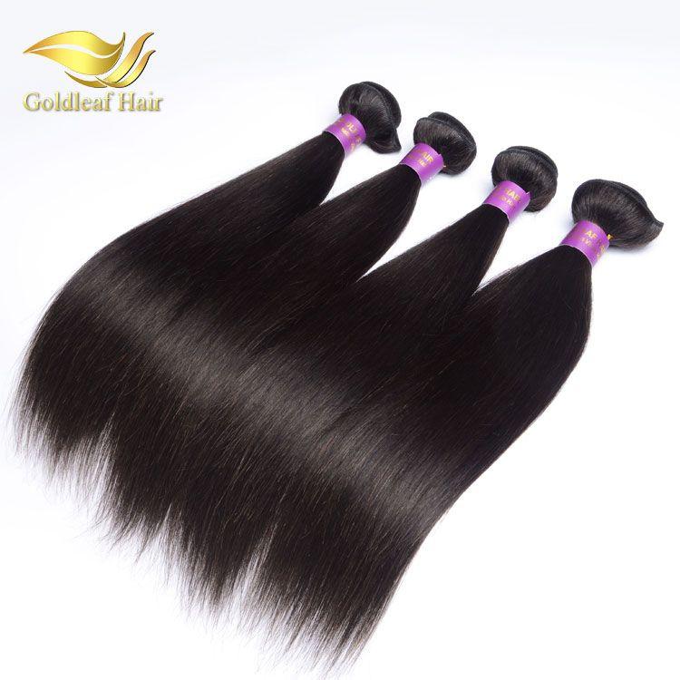 Cheap 100 Human Hair Extension Straight Hair With Full Cuticle Hair