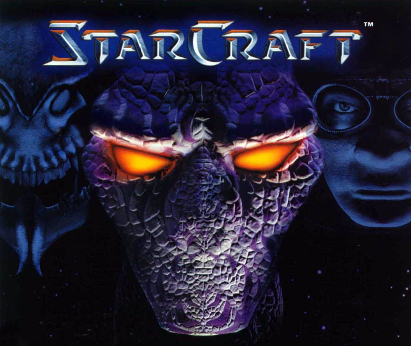 Starcraft by Blizzard Click for 300+ Sound Bites