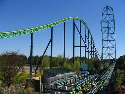 Favorite Rollercoaster Kingda Ka Six Flags Great Adventure Best Roller Coasters