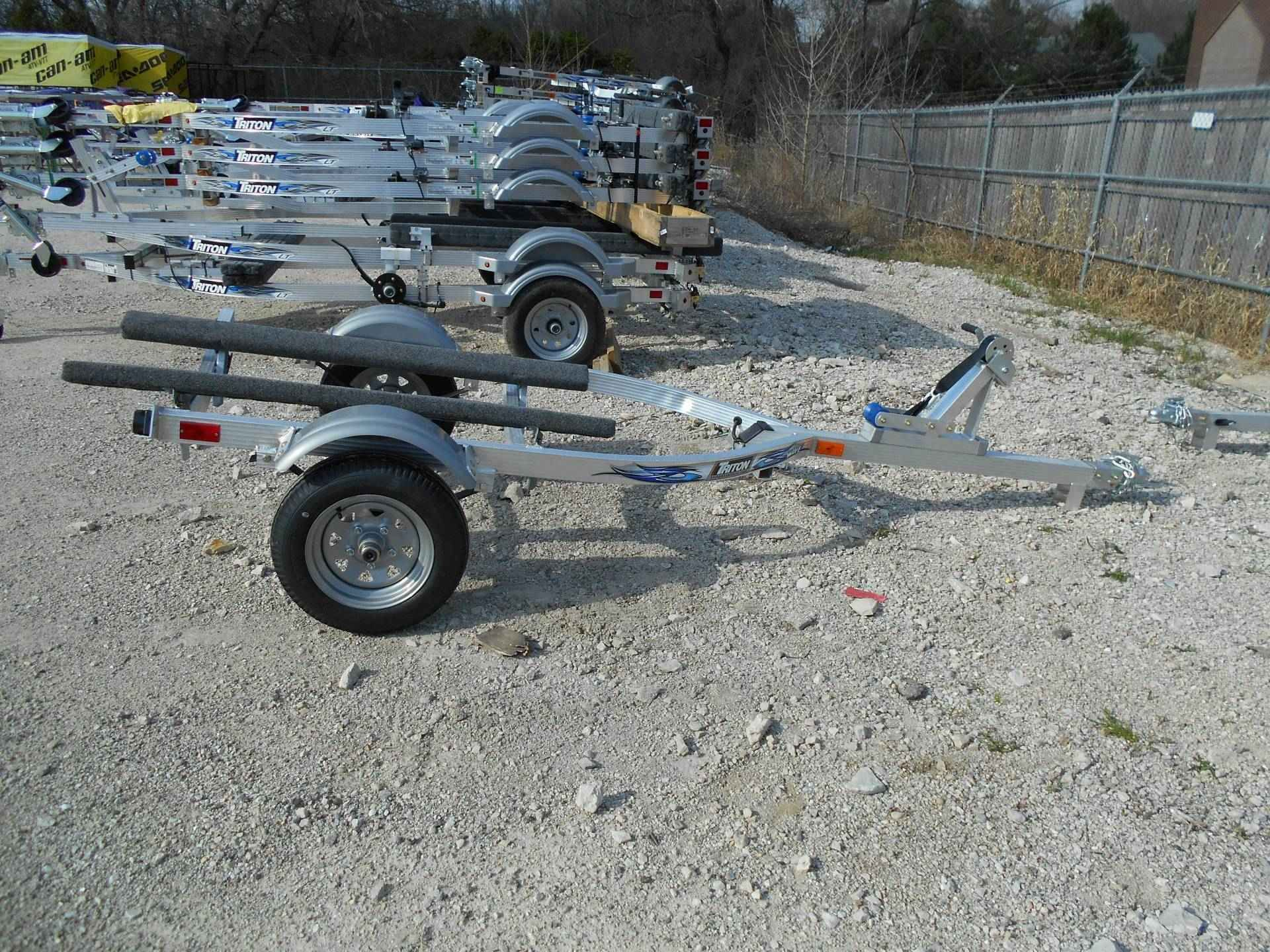 New 2016 Triton Trailers Wave Atvs For Sale In Wisconsin Our Wiring Harness Trailer Is Designed