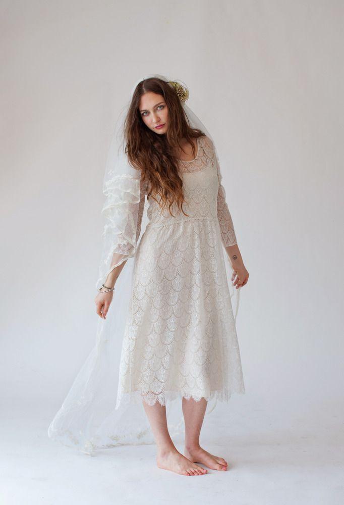 Stone Fox Bride lace Luisa dress http://www.stonefoxbride.com/shop ...
