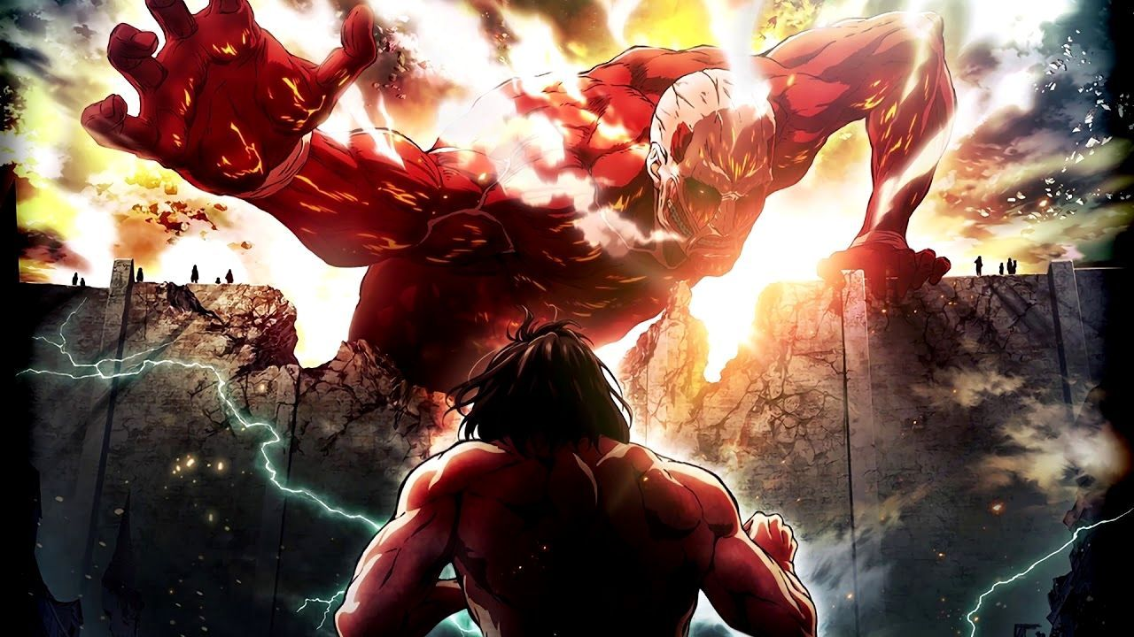 Attack On Titan Wallpaper 4k Pc Gallery 4k Attack On Titan All Hd Wallpaper Titans