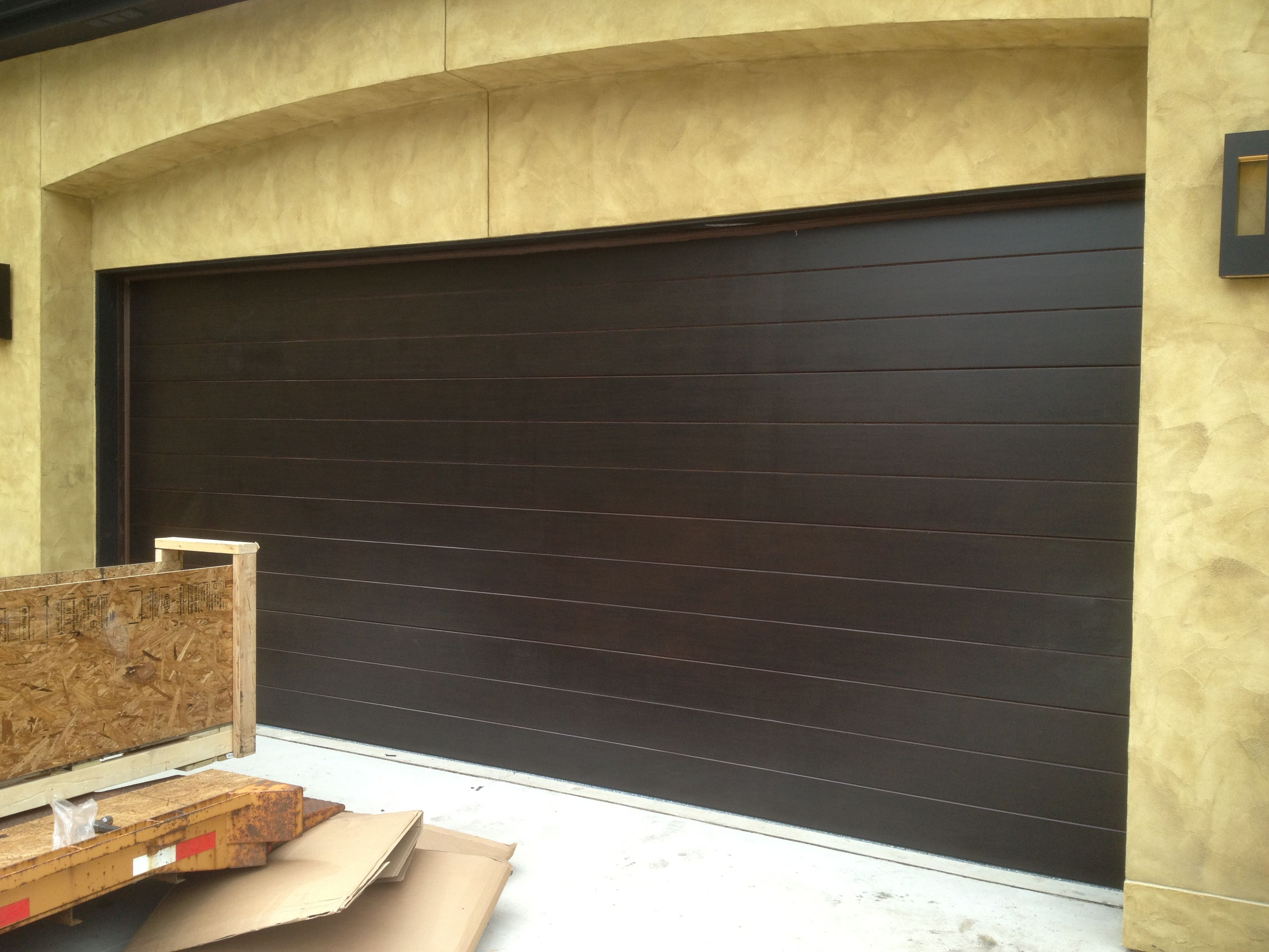Modern Garage Door Contemporary Garage Door Www
