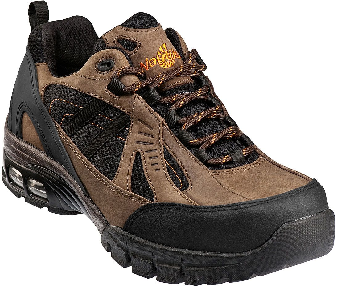 N1700 Nautilus Men's Composite EH Safety Shoes Brown