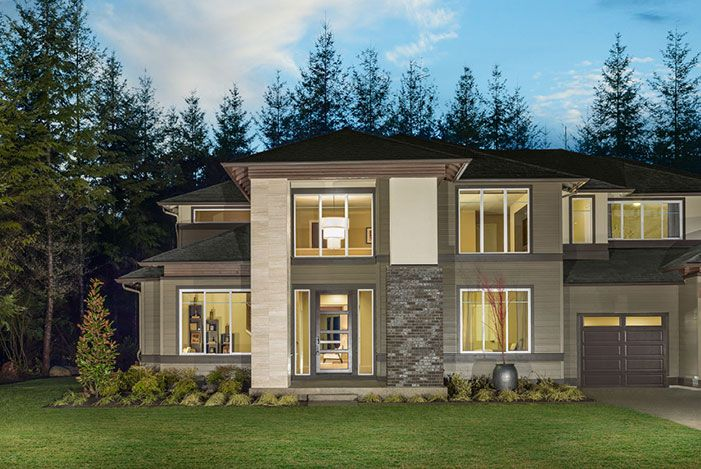 Plan Gallery Home Builder Seattle Bellevue Wa New Homes