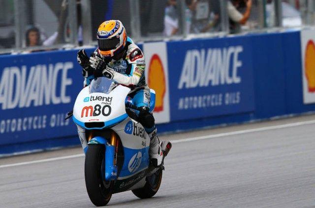 Gran Premio de Malasia de Moto2. 2013