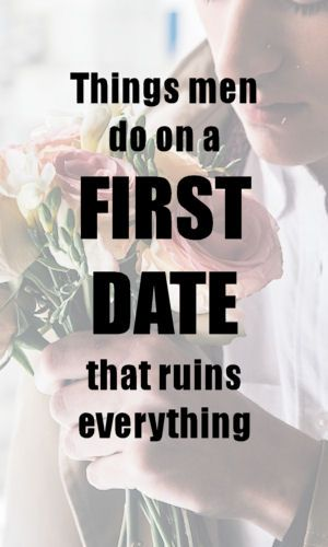 second date advice for men
