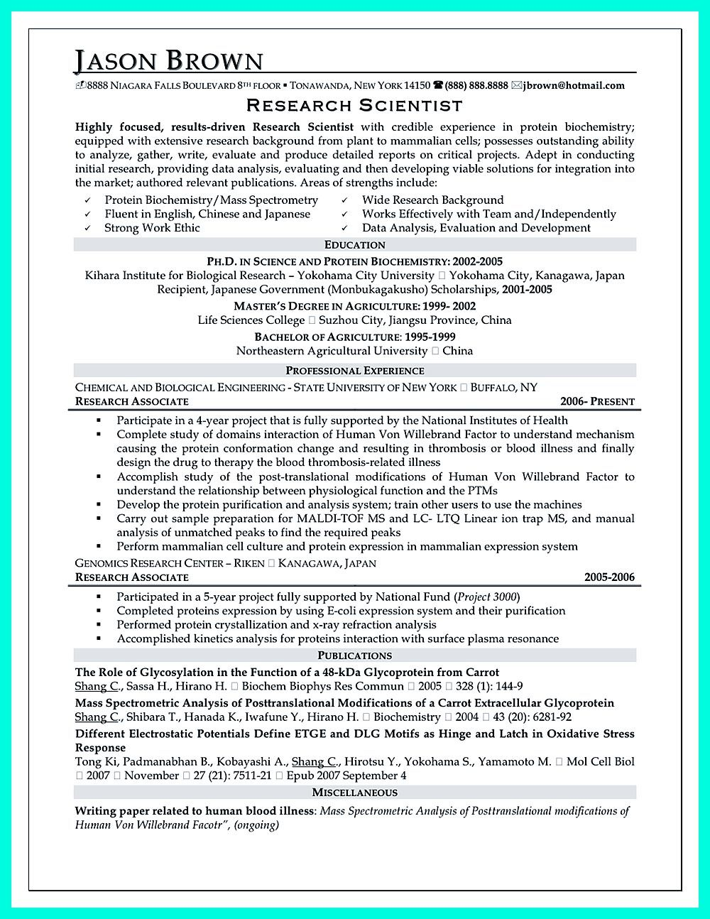 Clinical Research Coordinator Resume Objectives That Are Effective Resume Cover Letter Examples Clinical Research Cover Letter For Resume