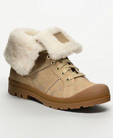 Coach Halen Cold Weather Boot