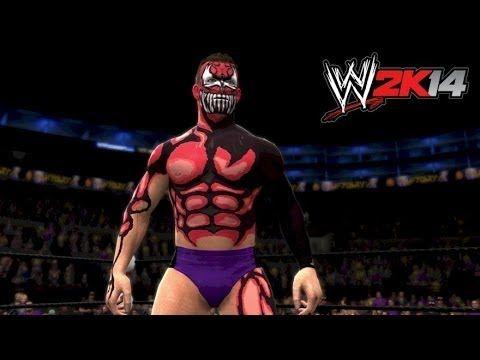 WWE2K14 CAW プリンス・デヴィット Prince Devitt