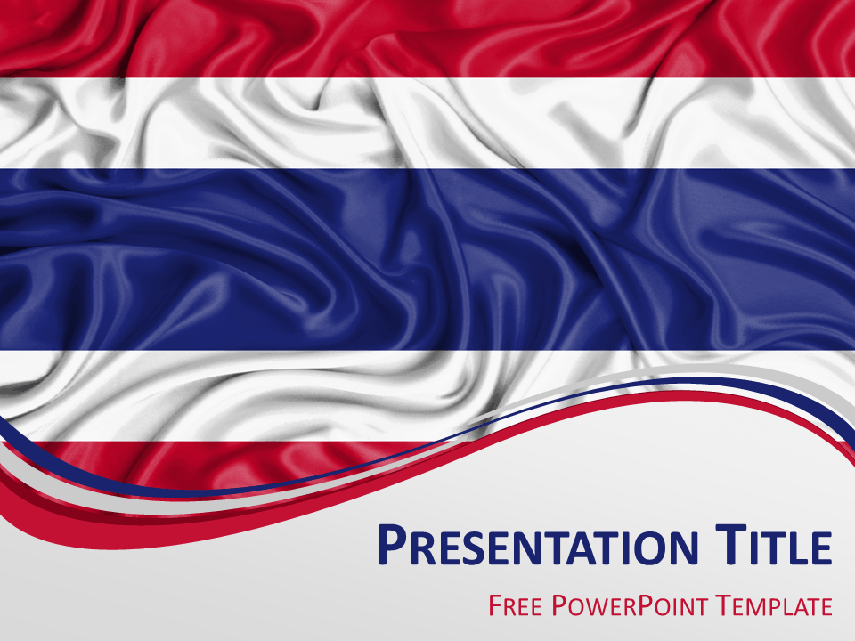 South africa powerpoint template fieldstation south africa powerpoint template free powerpoint template with flag of thailand background toneelgroepblik Images
