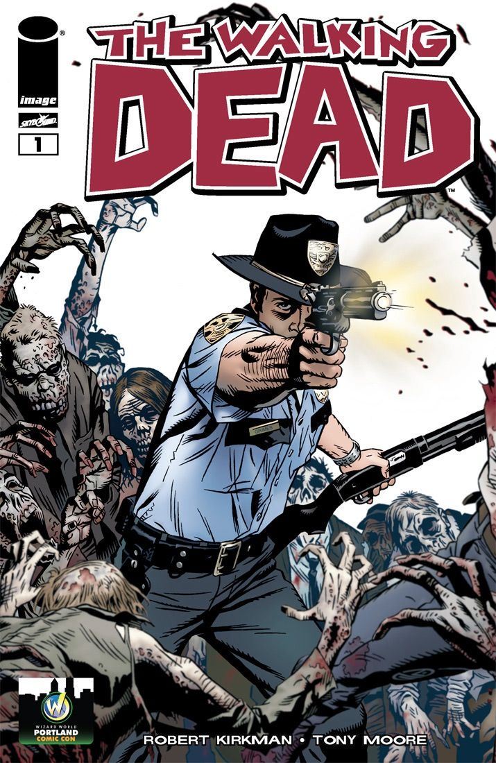 the walking dead comic subscription
