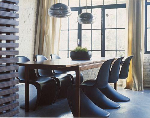 Sim Chair | Vitra | Jasper Morrison | VITRA | STANDARDS | Pinterest |  Stacking Chairs