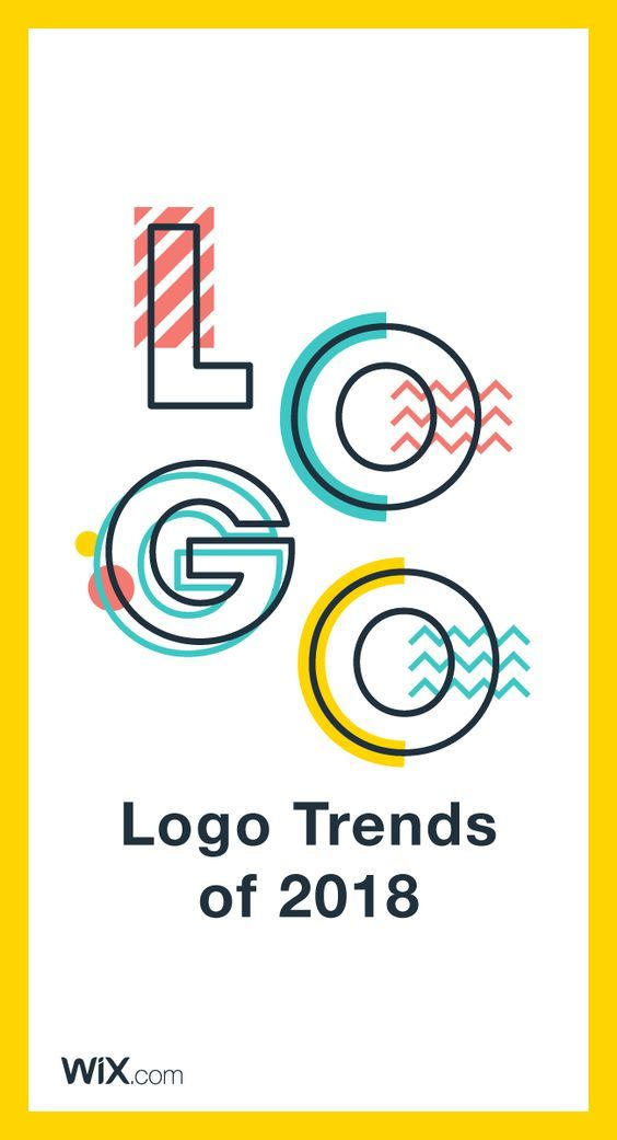 logo trends of 2018 all you need to know on design logo design