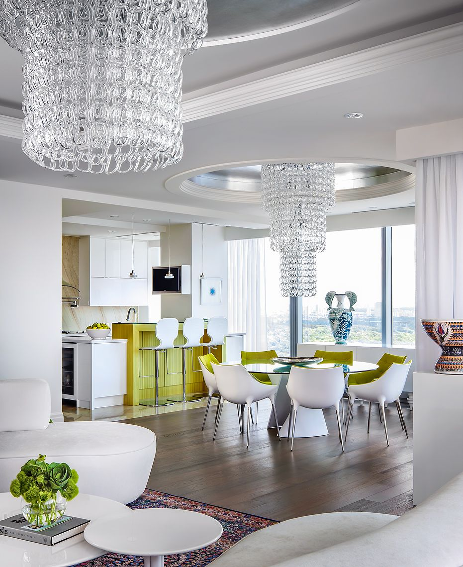 126 Custom Luxury Dining Room Interior Designs: Ferris_Rafauli_Design_Livingroom (With Images)