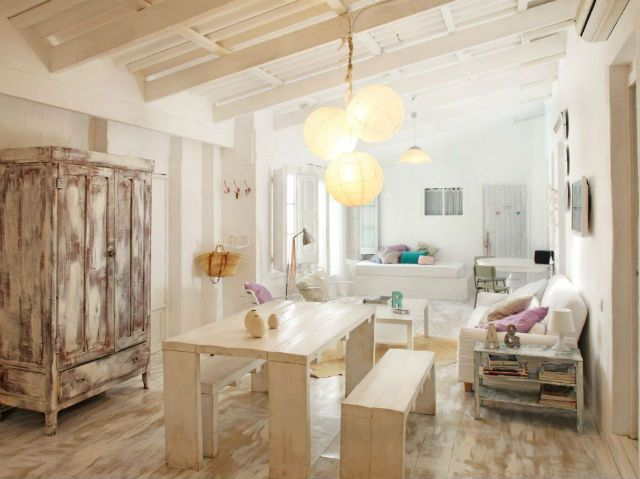 Las Mejores Ideas Para Decorar Una Casa Vieja Reformas Casas Antiguas Como Decorar Un Dormitorio Apartamento Blanco