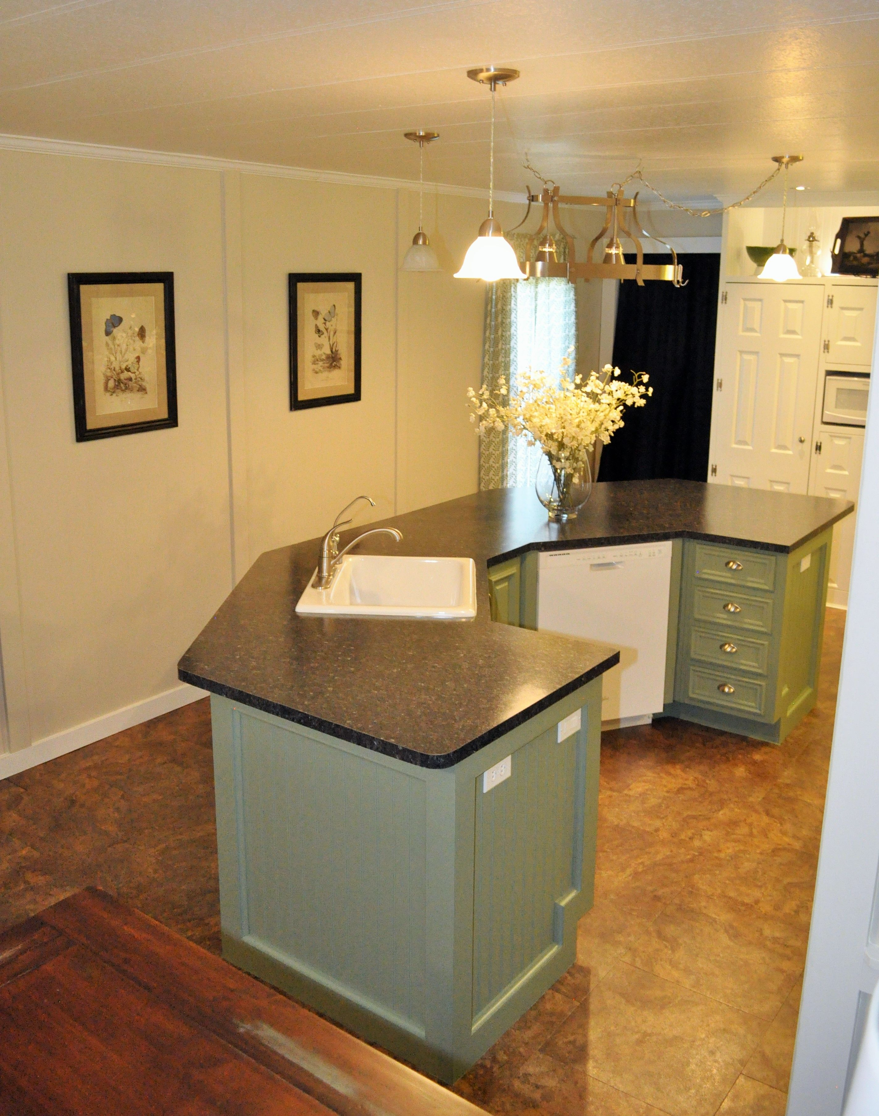 Mobile Home Kitchen Remodeling Mobile Homes Single Wide Mobile