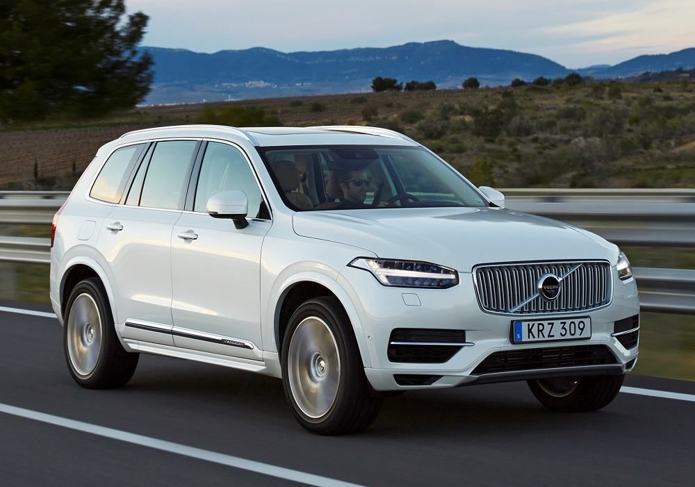 The Volvo XC90 has taken out another award, this time the seven-seat