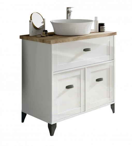 Las Mejores Ofertas De Carrefour Muebles De Lavabo Muebles De Baño Muebles Para Baños Modernos