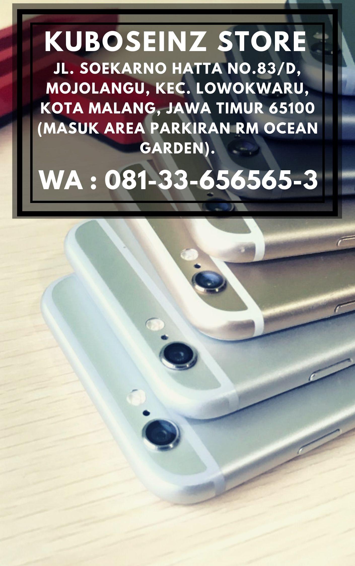 Kuboseinz Toko Gadget Handphone Alamat Jl Soekarno Hatta No 83
