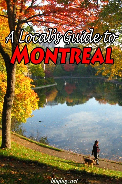 A detailed guide on Montreal written by a local. This guide covers everything: what to see and do (including the most scenic walk in the city), where to eat, how to get around, where to stay (including some recommended hotels). I also include some tips on biking and travelling with kids. Montreal is a great city. #bbqboy #Montreal #Quebec #Canada #travel