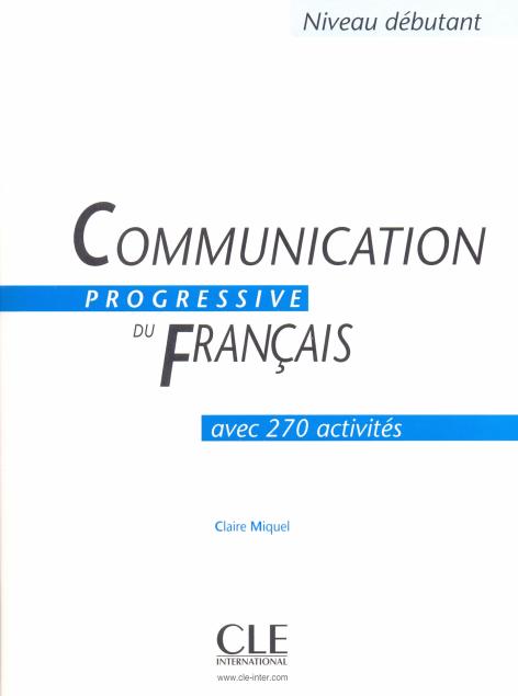 Communication Progressive Du Francais Niveau Debutant Pdf 3