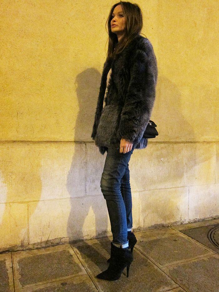 PARIS - Columbine Smille » Outfits