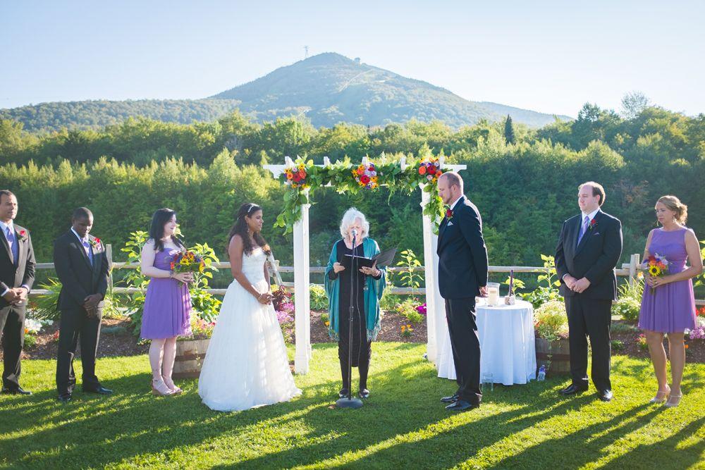 September Wedding In Jay Peak Vermont Jay Peak Vermont Wedding Jay Peak Resort