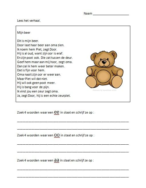 Verwonderend Taal Op Maat spelling werkbladen groep 4 | 2de leerjaar lezen IX-76