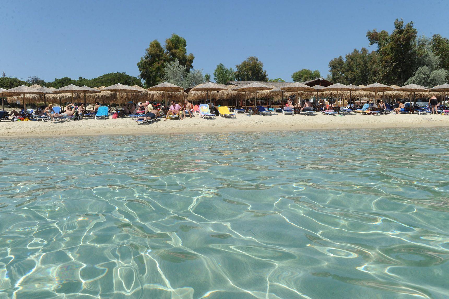 Alikes Camping at Ammouliani Island (Chalkidiki, Greece ...