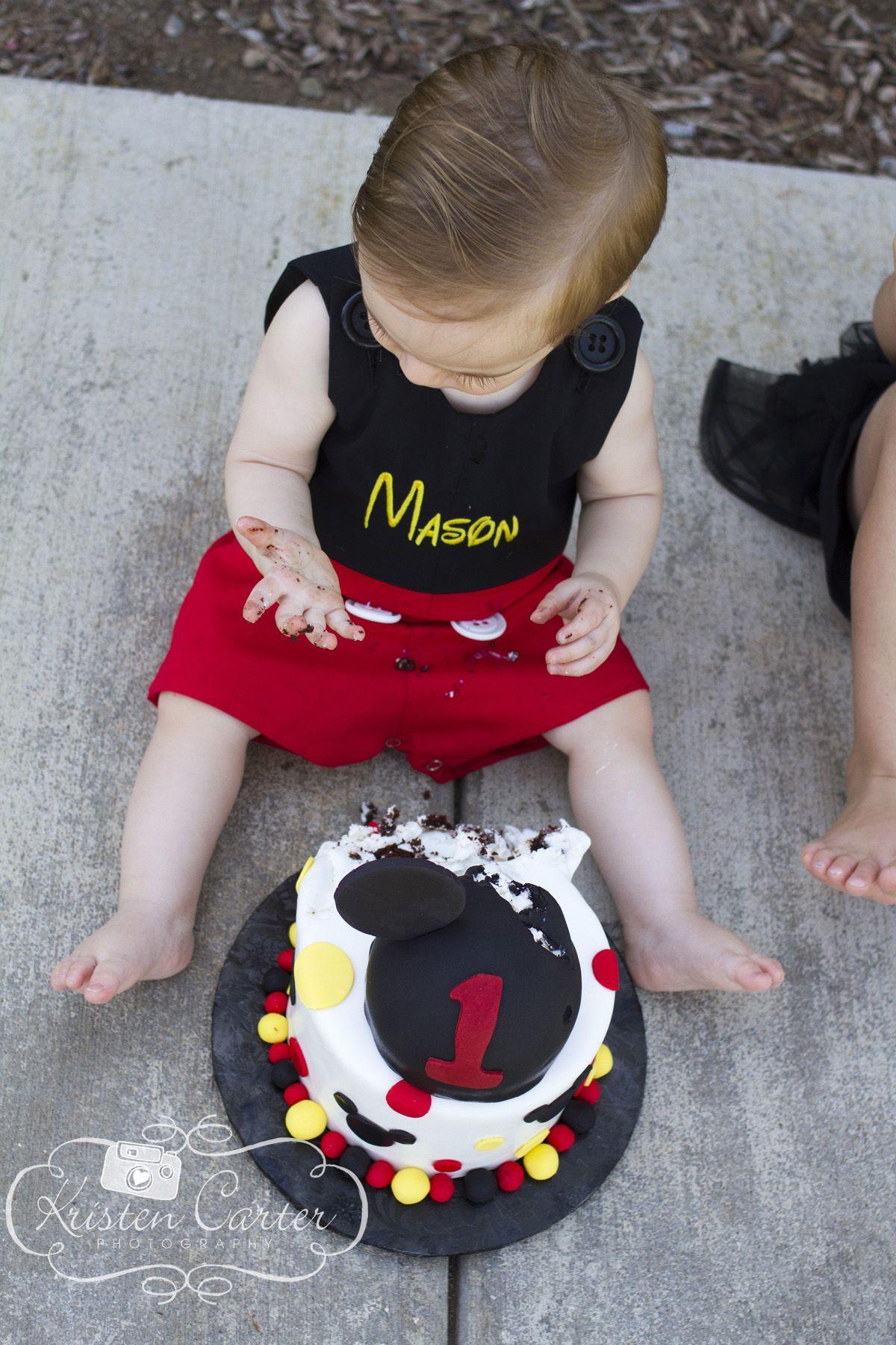 Mickey Mouse Cake & the Splashpad {Scottsdale, AZ & Mountain House ...