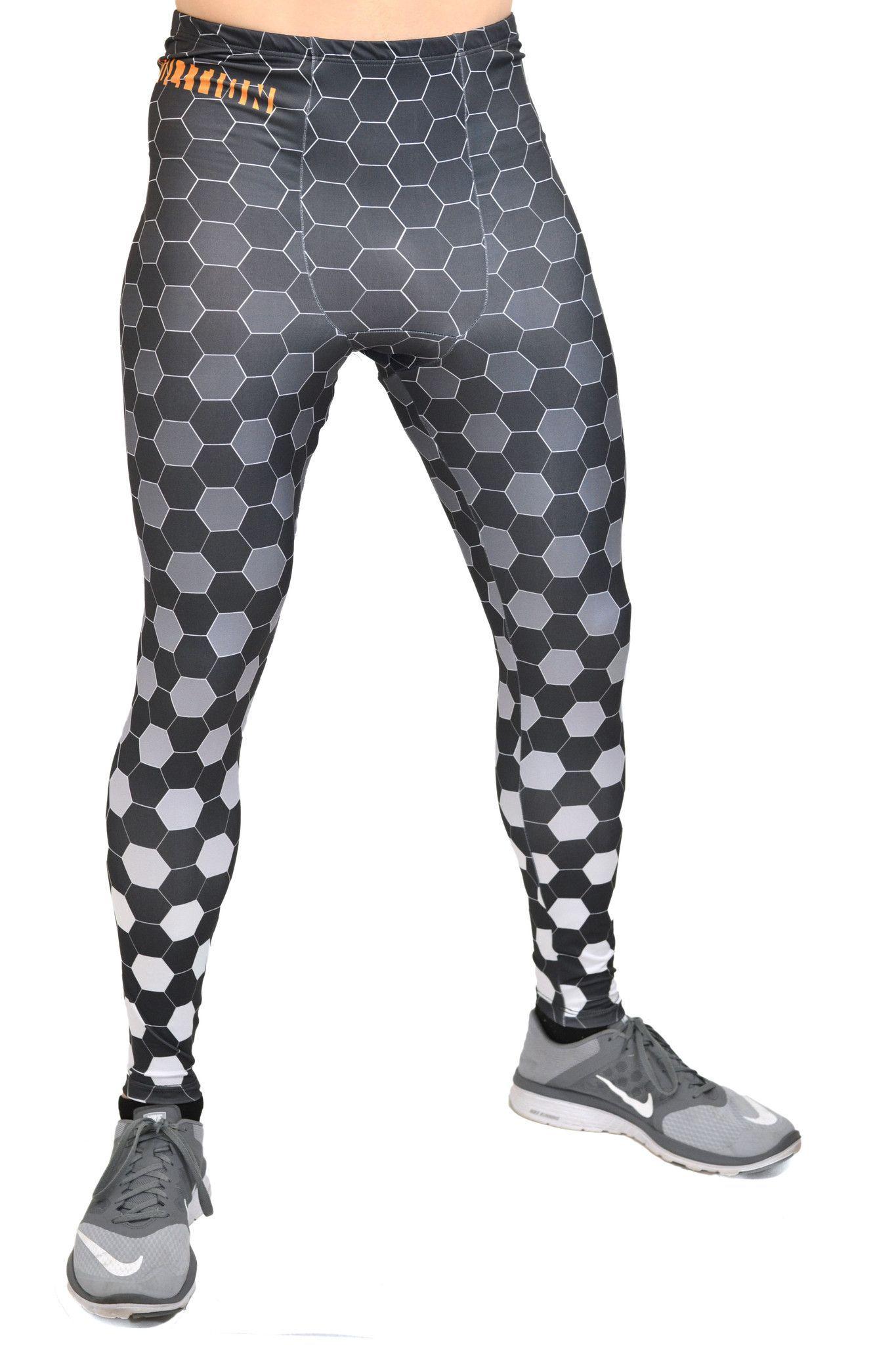 Carbonite meggings meggings polyester spandex fabric