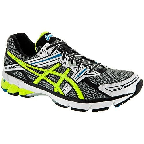ASICS GT-1000™ Men Onyx/Lime/Royal : Running: Holabird Sports