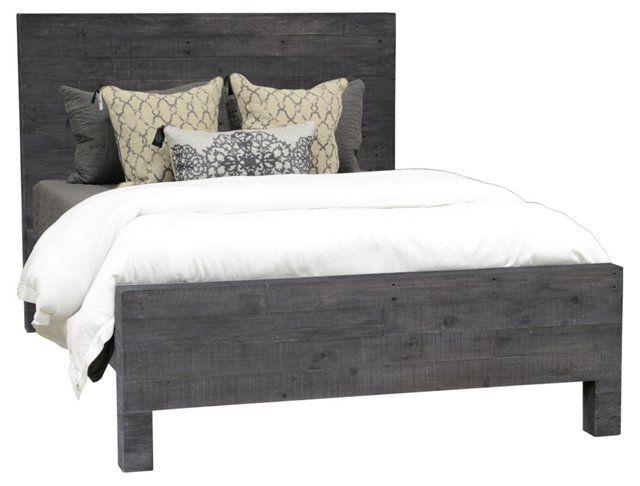 Norman Bed, Ash Gray