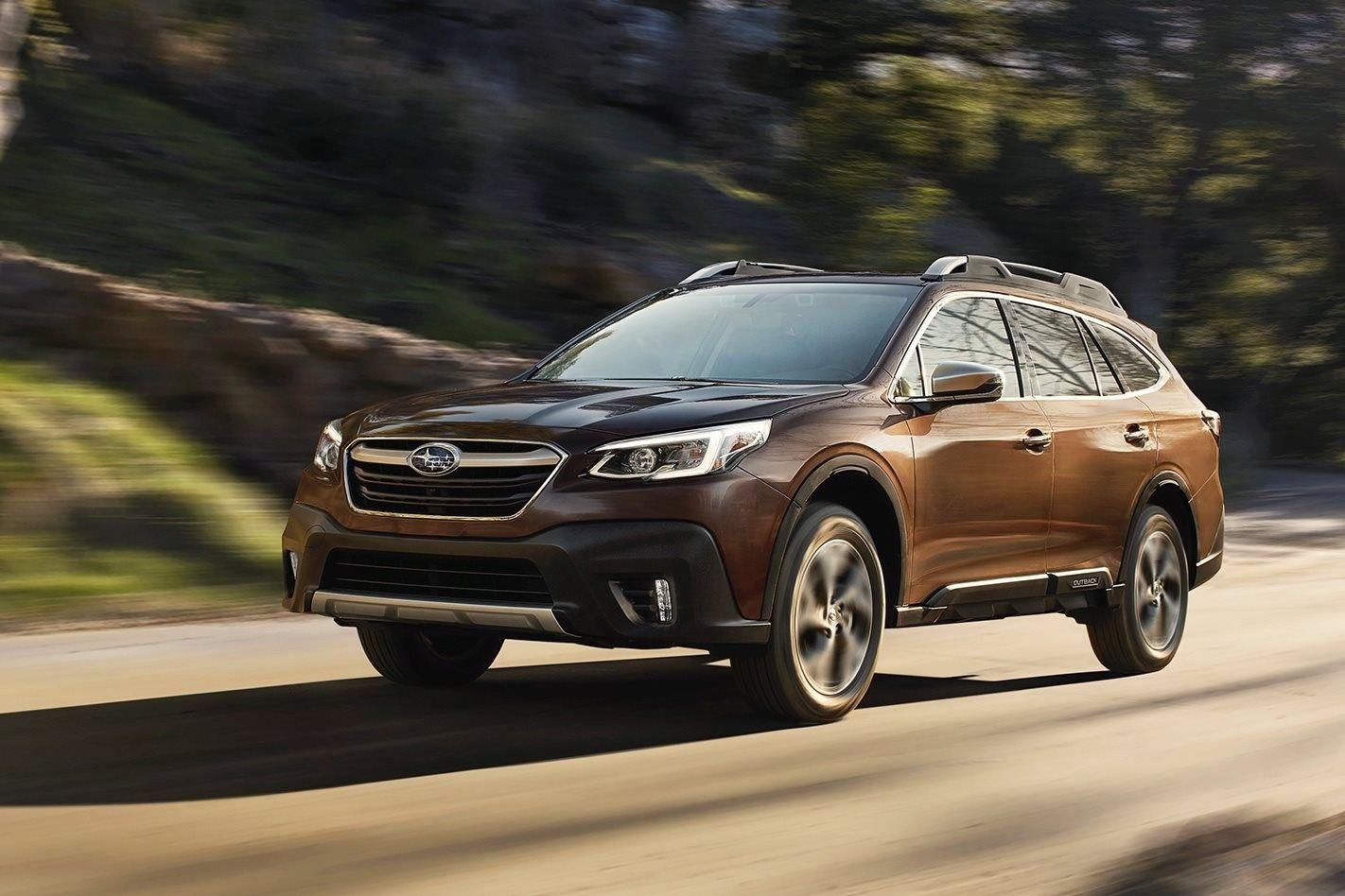 Subaru Outback 2020 Australia Redesign